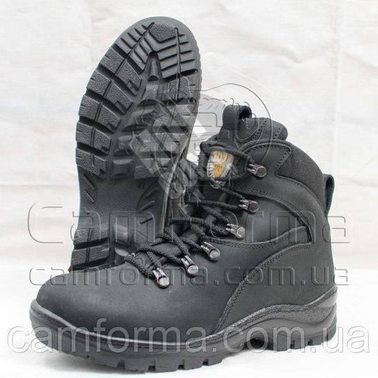 Обувь - Ботинки — Тактические ботинки ЧЕРНЫЕ нубук на тинсулеи зима ... 5fab9f8aca9